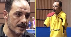 This Egyptian Table Tennis Player With No Arms Lost All His Games, But Won The Paralympics