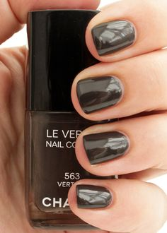 Chanel Nail Polish #563 Vertigo