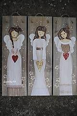Obrazy - Anjelské trio... - 7705846_