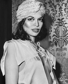 1970s. Bianca Jagger