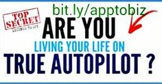 Are you Living Your Life On True Autopilot? - Are You Ready to put Your Business in the Next Level .. i will open my secrets to you  check it out in @sergio_medeiros1  link . - These Secrets have been kept for too long but now is the time to be revealed and shared with you. - PS: Do not tell Anyone  - These secrets have made my business grow more 3770% in just 3 months. - It is simply wonderful and the power to make any business move to the next level in a few days. -  See how in…