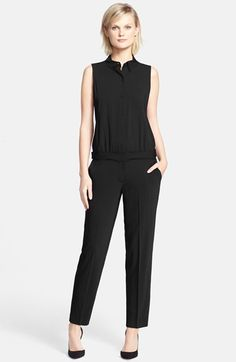 Theory 'Yariby' Jumpsuit available at #Nordstrom