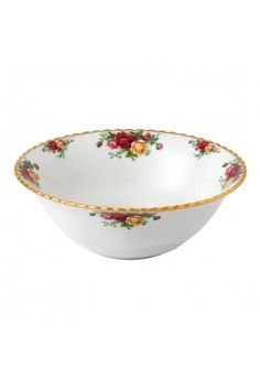 Royal Albert Old Country Roses 10in Bowl at WWRD, Tanger Outlets, San Marcos, TX or call 1-800-203-4540 or 512-396-4025.  We ship.