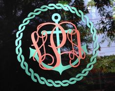 Check Out This Item In My Etsy Shop Httpswwwetsycomlisting - Anchor custom vinyl decals for car