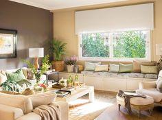 Test: Dime cómo son tus muebles y te diré cómo pintar tu salón