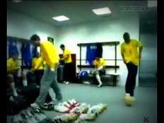 Brazilian Nike Commercial Brazil Soccer Team FIFA