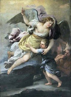 Happy Feast of the Holy Guardian Angels!