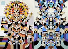 Very soon another Brazilian artist will be well-known among the American audience: Fernando Chamarelli. Graduated in graphic design, the artist's next destiny is Anno Domini Gallery, in San J…