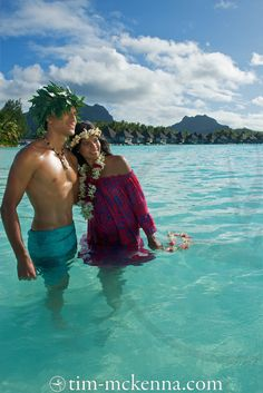 The Islands of Tahiti