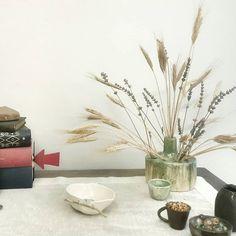 @studyob_handmadeart • Instagram fotoğrafları ve videoları Ceramic Design, Vase, Plants, Instagram, Home Decor, Decoration Home, Room Decor, Plant, Vases
