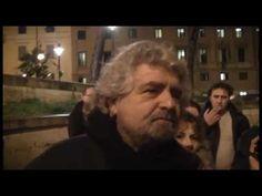 Grillo deposita il simbolo del M5S [video] - http://www.lavika.it/2013/01/grillo-m5s-elezioni-casa-pound/