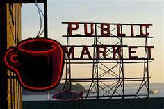 Seattle - my favorite - Pikes Place Public  Market. Must spend time there it's cool.
