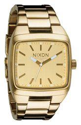 Nixon 'The Manual II' Bracelet Watch