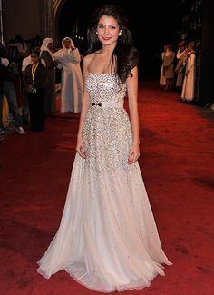 Anushka Sharma Dubai red carpet