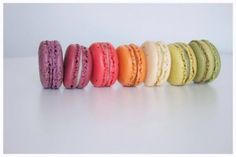 Things that make life awesome include good friends who bake fancy things like macarons (and sell them at more affordable prices!).