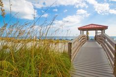 The perfect spot for your destination beach wedding including beautiful ceremony & reception venues, first class catering and an award winning on-site planning team. #pensacolabeachbridalbliss