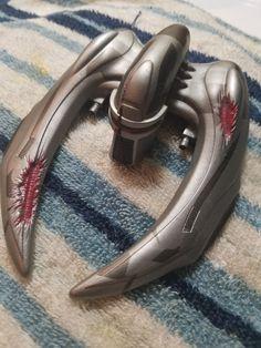 Cylon Raider 'Scar', Battlestar Galactica by dricketts.