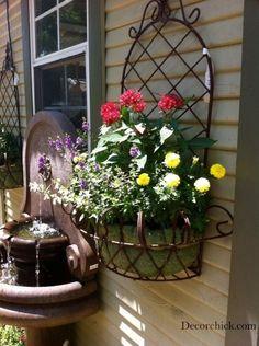 Непривычные контейнеры для ваших цветов