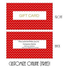 19 best gift cards images on pinterest printable gift cards free
