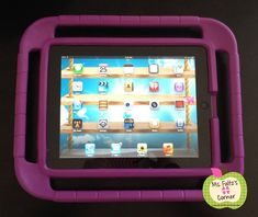 Ms. Fultz's Corner: iPads in the Classroom: Gripcase Review and link to favorite apps for third grade