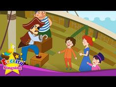 Peter Pan - How old are you? - English story for Kids - YouTube