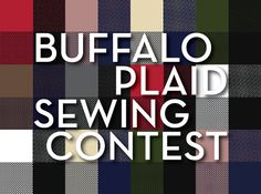 Plaid is the reason for the season and Girl Charlee wants to celebrate with a Buffalo Plaid Sewing Contest! To enter, sew up something fun with any Girl Charlee Buffalo Plaid Knit Fabrics, and one lucky winner will receive a $75 gift certificate to spend at GirlCharlee.com! Read all the contest details and more on The Girl Charlee Blog. Good Luck! :)