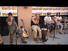 Emblem3 - XO (live acoustic) WESLEY IS SO FUNNY!! :) <3 #Wesley