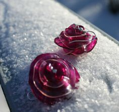 Re-forma recycled, upcycled, pink plastic eco-friendly earrings #plastic #earrings #bottles #purple #recycled #upcycle #recycle #eco #freindly #jewellery #jewelry #recycle #upusing #repurpose #pink #light #original #airy #dreamy #frozen