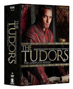 The Tudors TV Series Cast Promo Photos