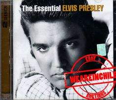 The Essential Elvis Presley made in Chile The Essential, Elvis Presley, Digital Camera, Chile, Ebay, Chili, Digital Cameras, Chilis