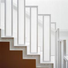 Stair Rail - Studio Putman