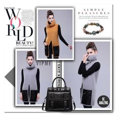 """""""Vipme"""" by adanes ❤ liked on Polyvore featuring women's clothing, women, female, woman, misses, juniors and vipme"""