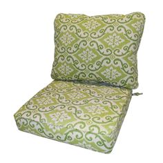 Shop Greendale Home Fashions  OC7820 Shoreham 2-Piece Deep Seating Cushion Set at ATG Stores. Browse our outdoor cushions, all with free shipping and best price guaranteed.