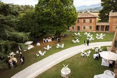 A private event in Villa http://www.villacentofinestre.com/ingHappenings.htm