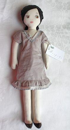 :: Crafty :: Cloth Doll :: 2 :: Bespoke