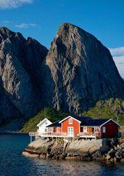 Baraka • Finn Lappföld és Észak-Norvégia