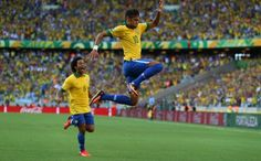 Brazil wins Mexico 2-0 to qualify for Confederations Cup semis