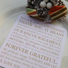Unique Wedding Ideas - Wedding Details | Wedding Planning, Ideas & Etiquette | Bridal Guide Magazine