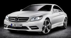 2013 Mercedes CL Coupe Grand