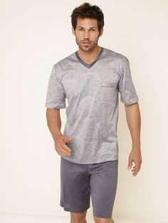 Zimmerli - Menswear - Spring-summer 2013. Men need some summery clothes, too!