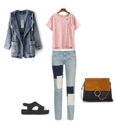 """""""😍"""" by indahhalit on Polyvore featuring Simon Miller, Melissa and Chloé"""