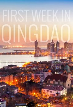 7 Things I learned in my first Week in Qingdao - Pagoda Projects - Internships in China, Vietnam & Mexico In China, China 2017, Shanghai, Peking, Qingdao, One Week, China Travel, Future Travel, Travel Abroad