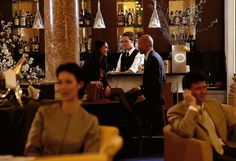 Ambassador Atriumbar #Bar #Vienna Restaurant Bar, Vienna, In This Moment