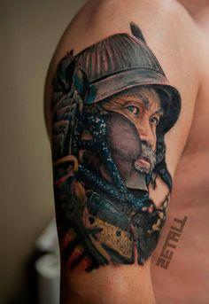 Tatuajes en la parte superior del brazo   Tattoo Filter