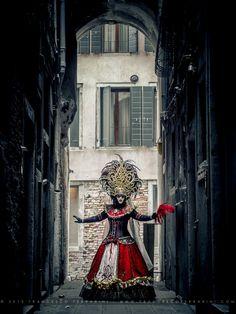 Carnival time, Venice