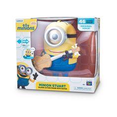 Mondo Thinkway Toys 31005 - Original Minions - speaking Stuart