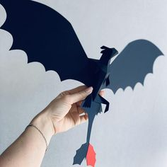 Instruções Origami, Paper Crafts Origami, 3d Paper, Origami Toys, Paper Toys, Toothless Dragon, Toothless Party, Toy Dragon, Imprimibles Toy Story Gratis
