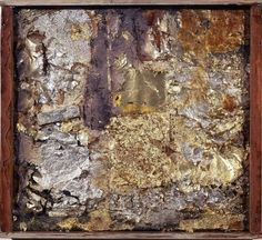 Robert Rauschenberg, 'Untitled (Gold Painting),' ca. 1953, Robert Rauschenberg Foundation