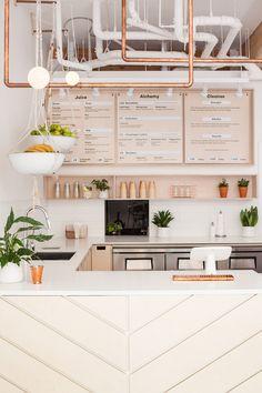 nektar-matthew-mccormick-studio-kundenspezifisches-lichtdesign/ - The world's most private search engine Bar Interior Design, Cafe Interior, Cafe Design, Interior Design Studio, House Design, Deck Design, Brewery Design, Restaurant Design, French Cafe Decor