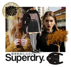 Superdry Fall: Contest Entry by achoa-koolen on Polyvore featuring polyvore, Mode, style, Topshop, ASOS, Vans, Superdry, fashion and clothing